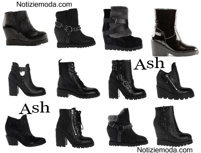 Stivaletti Ash calzature autunno inverno