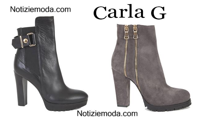 Stivaletti Carla G calzature autunno inverno