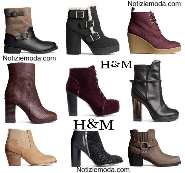 Stivaletti HM calzature autunno inverno