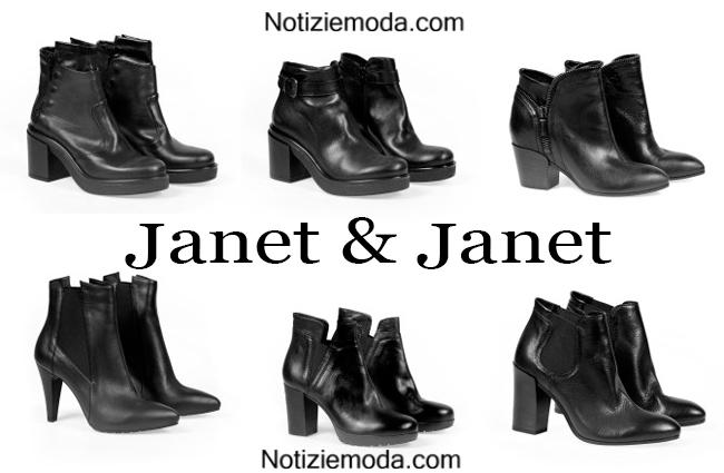 Stivaletti Janet & Janet calzature autunno inverno