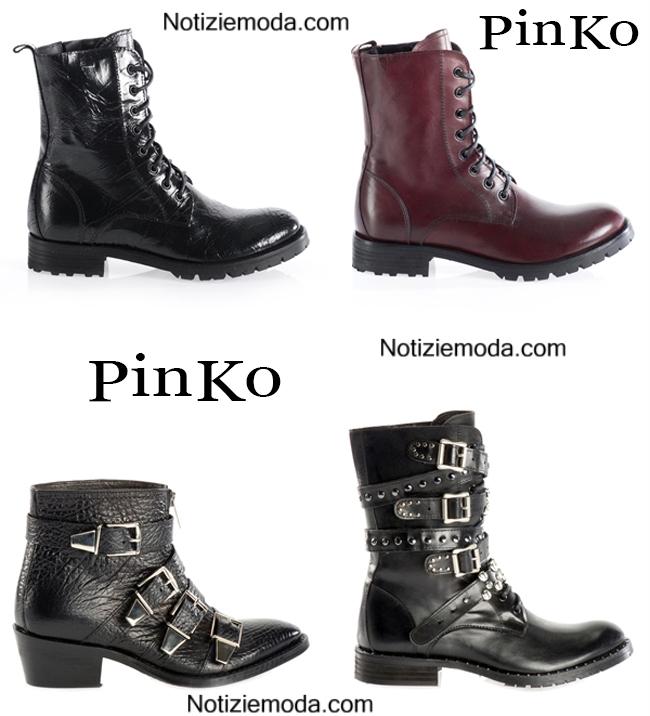 Stivaletti PinKo calzature autunno inverno