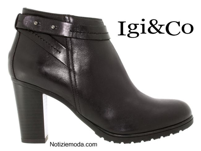 Tronchetti Igi&Co calzature autunno inverno