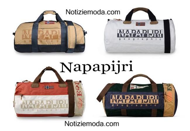 Bags Napapijri autunno inverno 2014 2015 donna