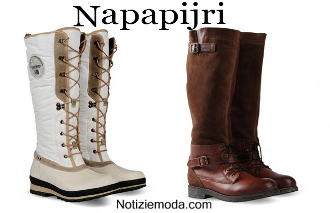 Boots  Napapijri calzature autunno inverno donna