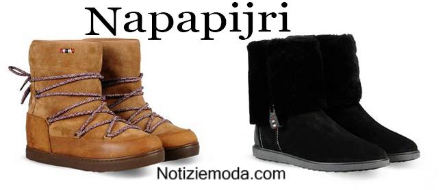 Collezione Napapijri autunno inverno