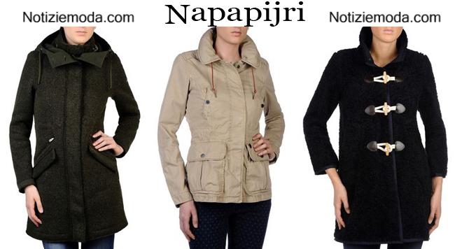 Collezione Napapijri donna autunno inverno