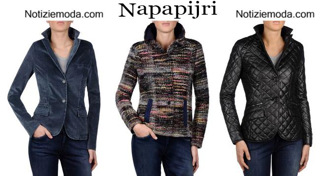 Giacche Napapijri autunno inverno 2014 2015