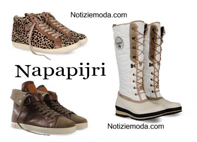 Scarpe Napapijri autunno inverno 2014 2015