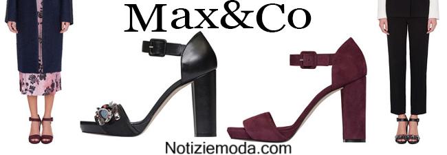 Shoes Max&Co autunno inverno 2014 2015