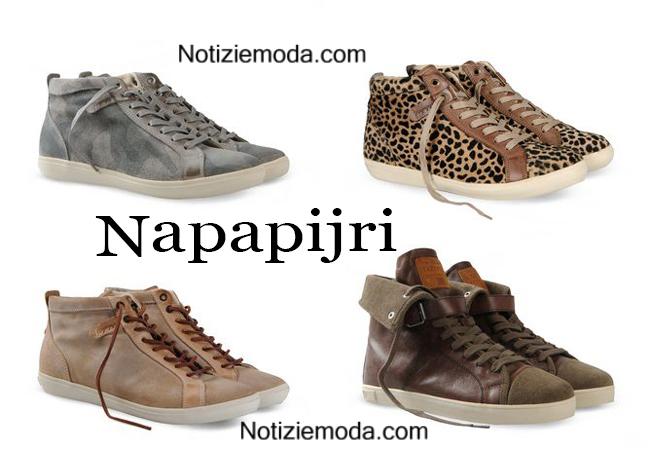 Sneakers Napapijri autunno inverno 2014 2015
