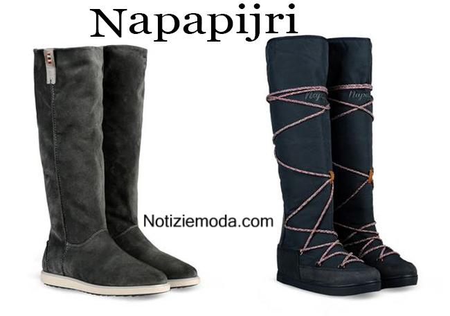 Stivali Napapijri calzature autunno inverno