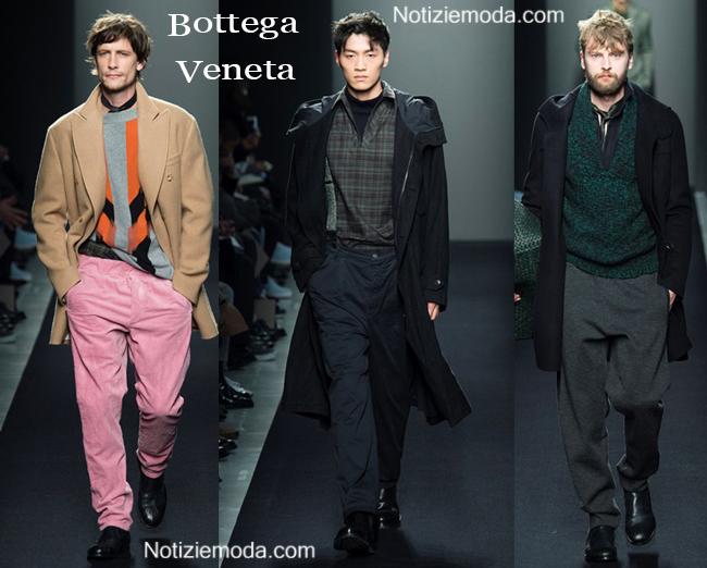 Abbigliamento Bottega Veneta autunno inverno