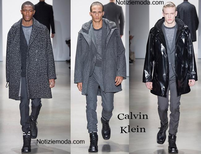 Abbigliamento Calvin Klein autunno inverno