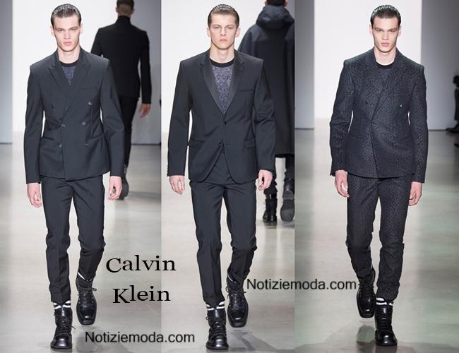 Abiti Calvin Klein autunno inverno uomo