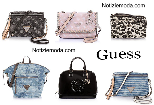 Bags Guess primavera estate 2015 donna