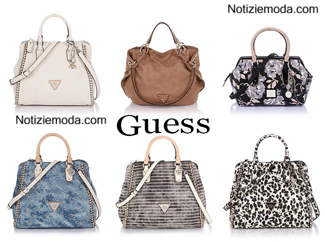 Garanzia di soddisfazione al 100% moda di lusso massima qualità Borse Guess primavera estate 2015 moda donna