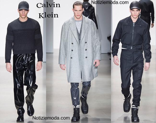 Collezione Calvin Klein autunno inverno