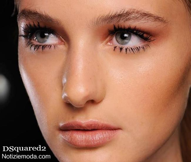 Makeup DSquared2 primavera estate moda donna