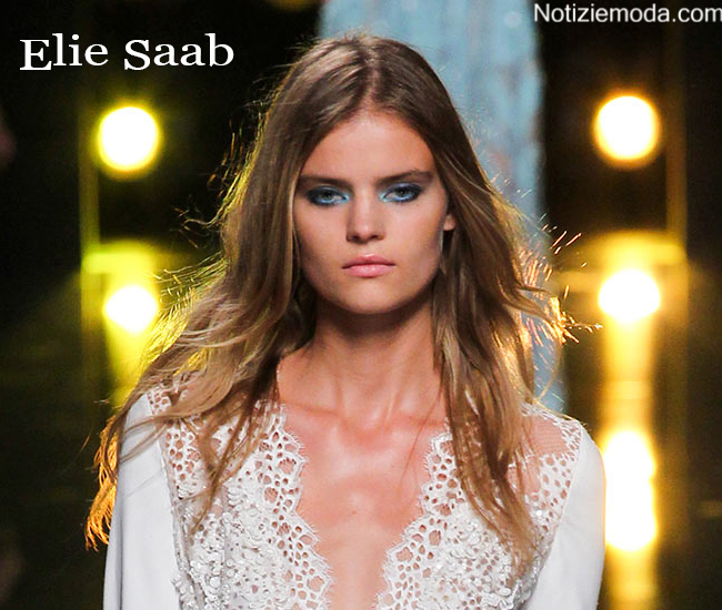 Makeup Elie Saab primavera estate moda donna