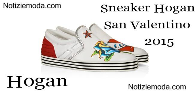 Scarpe Hogan San Valentino 2015 donna