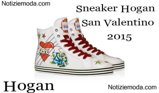 Sneakers Hogan San Valentino 2015