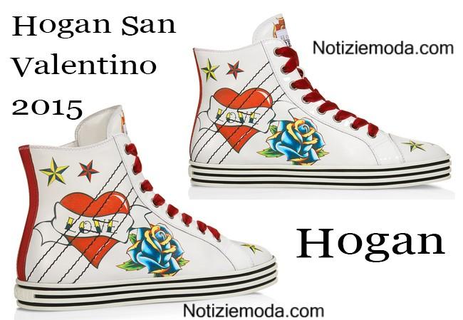 Sneakers Hogan San Valentino edizione speciale