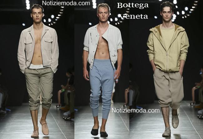 Abbigliamento Bottega Veneta primavera estate 2015