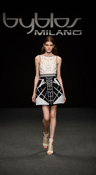 new concept 381ed cfeae Abbigliamento Byblos online primavera estate