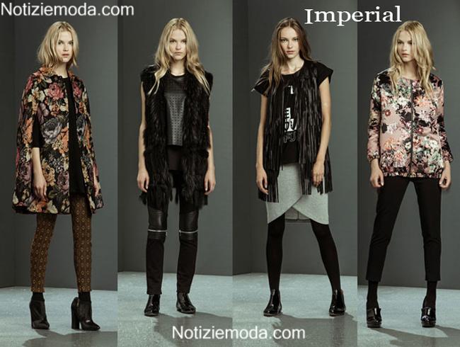 Abbigliamento Imperial autunno inverno