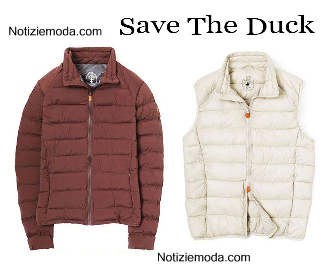 Abbigliamento Save The Duck piumini uomo