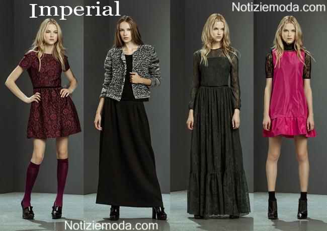 Abiti Imperial autunno inverno 2014 2015 donna
