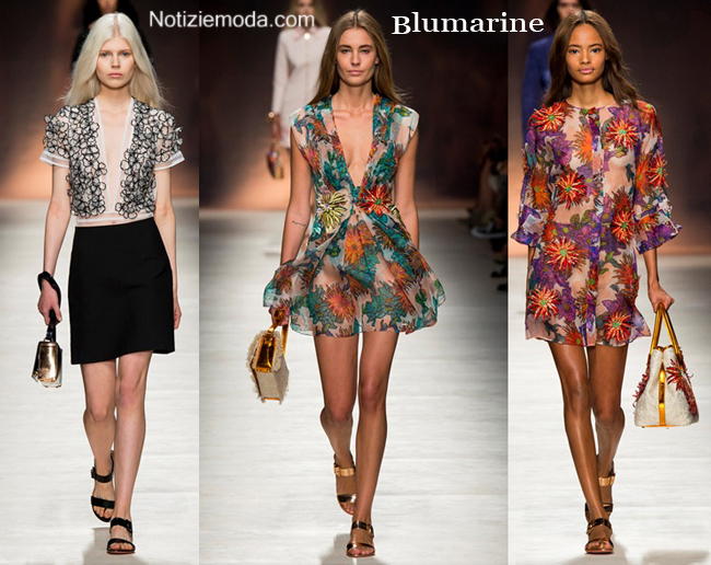 Accessori Blumarine primavera estate 2015