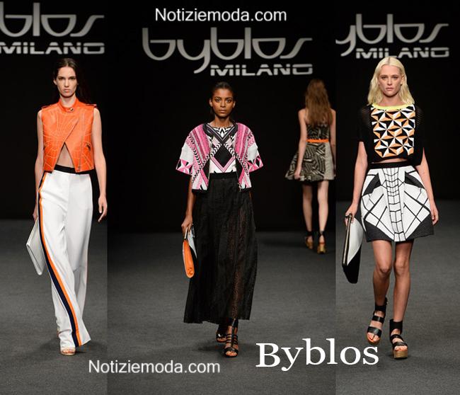 Accessori Byblos primavera estate 2015