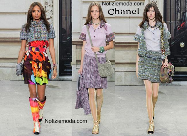 Accessori Chanel primavera estate 2015