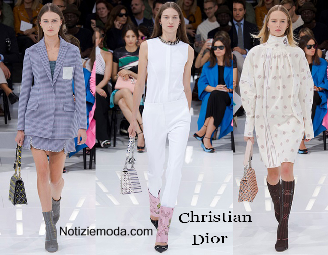 Accessori Christian Dior primavera estate 2015