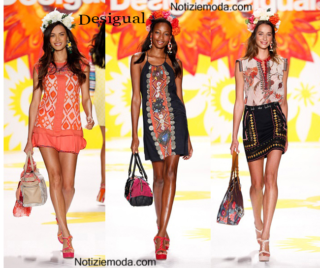 Accessori Desigual primavera estate 2015