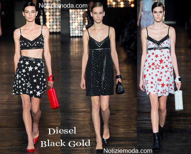 Accessori Diesel Black Gold primavera estate 2015