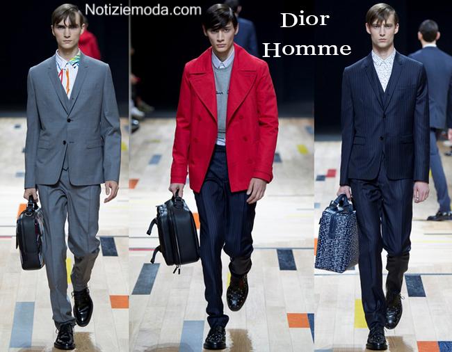 Accessori Dior Homme primavera estate 2015
