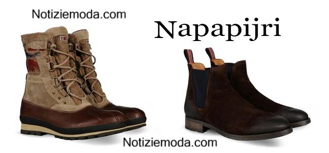 Boots  Napapijri calzature autunno inverno uomo