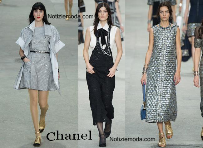 Collezione Chanel primavera estate 2015