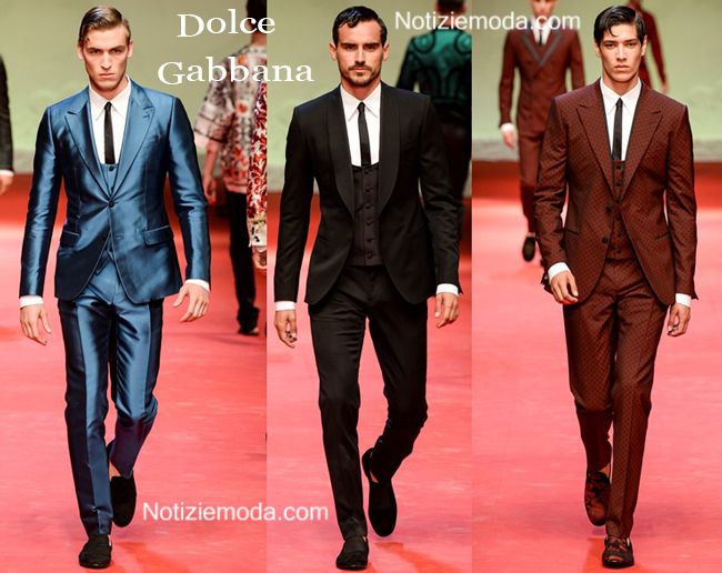 Collezione Dolce Gabbana primavera estate 2015