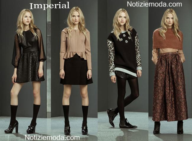Collezione Imperial autunno inverno