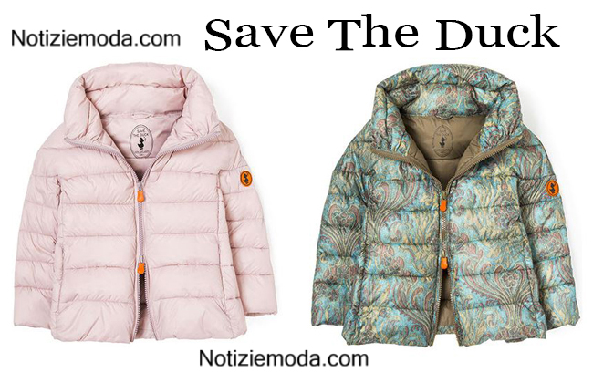 the best attitude a5710 8f08f Piumini corti Save The Duck autunno inverno donna