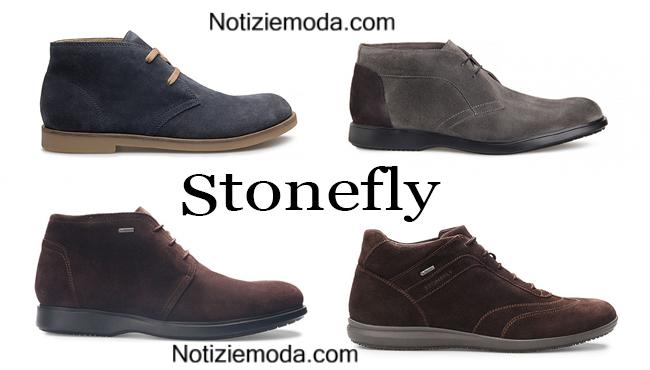 Polacchini Stonefly calzature autunno inverno uomo