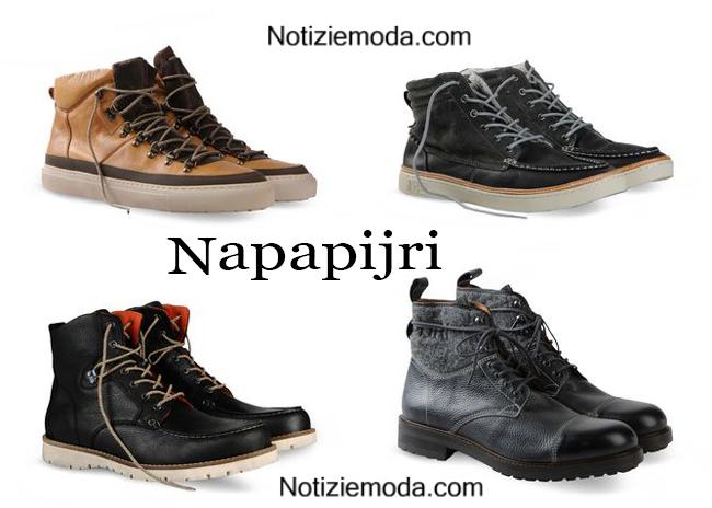 Scarpe Napapijri autunno inverno 2014 2015 uomo 2544ed5e504