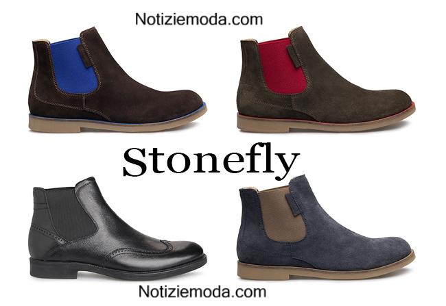 Scarponcini Stonefly calzature autunno inverno