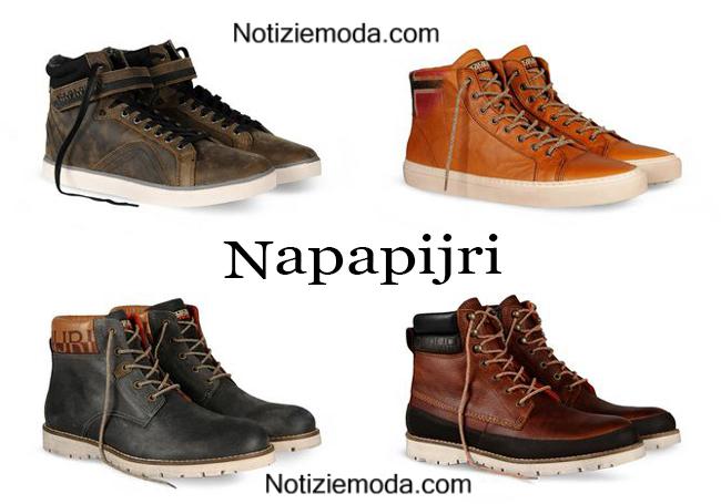 Shoes Napapijri calzature autunno inverno