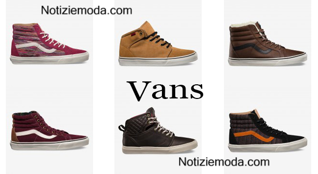 d326e6d892e4a Scarpe Vans autunno inverno 2014 2015 moda uomo