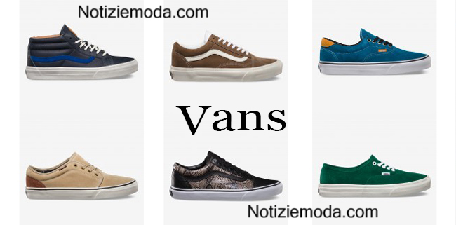 Sneakers Vans autunno inverno 2014 2015