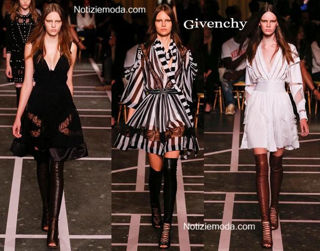 Abiti Givenchy primavera estate moda donna